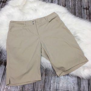Adidas woman's Bermuda golf shorts